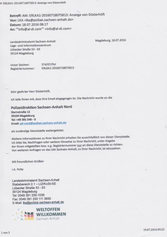 Hilferuf An Rechtsanwalt Christopher Posch Düstis Forum Düstis